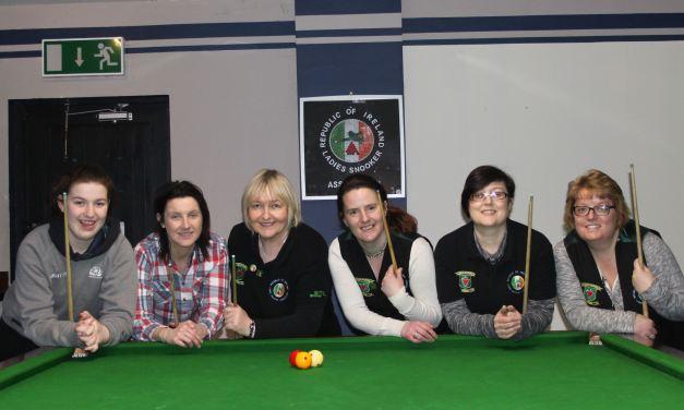 RILSA Billiards – Women get ready for new season ahead