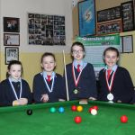 RILSA SUPPORTS FITNESS & GOOD HEALTH IN SNOOKER