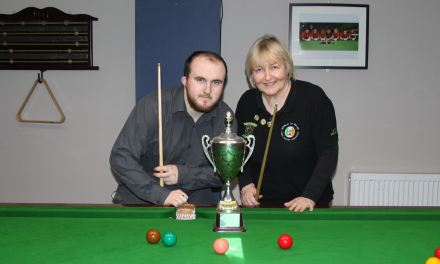 Annette Newman Wins The €3,000 Griffith Tour 1 Event 2017 Season in Newbridge
