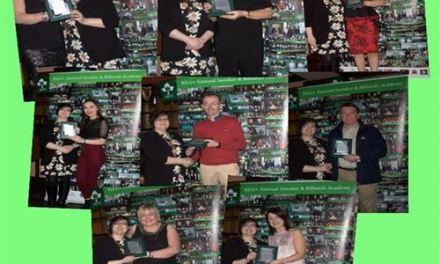 RILSA Fundraiser & Awards Evening at the Teach Dolmain Carlow