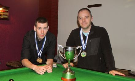 Sportslink Win Dublin Snooker Federation Cup at Joey's