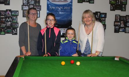 Billiards Coaching @ The RILSA Academy Carlow