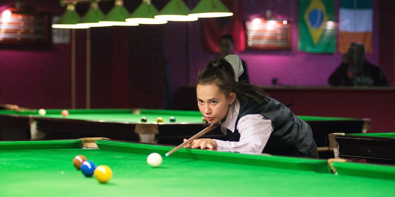 RILSA Junior Snooker Update