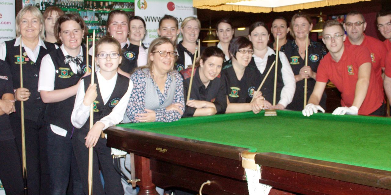 RILSA International Irish Open Knockout update day 3