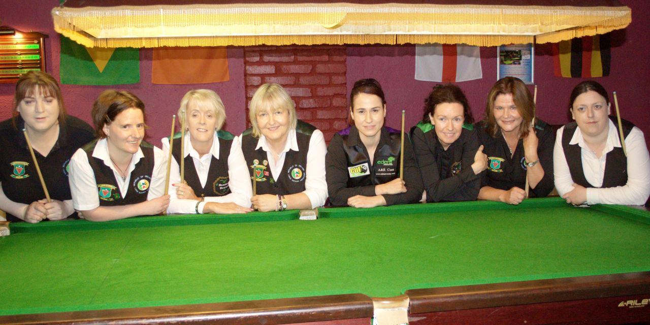 RILSA International Open Round Robin Update @ Joey's Dublin