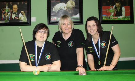 Leinster Snooker Federation Leagues Update – Week 8