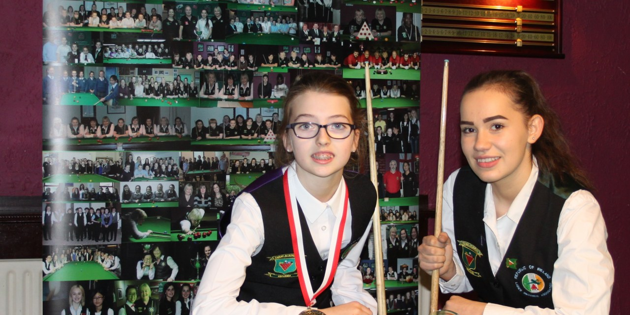 Emirjeta Doda is Crowned RILSA National U21 Champion for the 3rd time at Joey's Dublin