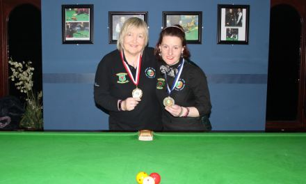 Annette Newman Wins Sharkx Open Billiards Ranking 1 Event 2018