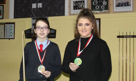Grace Byrne takes Gold at RILSA Carlow County Championship 2018