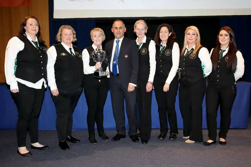 European 8 Ball Ladies Pool Championship – Malta 2018 Update