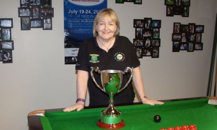 New RILSA Championship Cup Sponsored by Dan Carroll & Annette Newman
