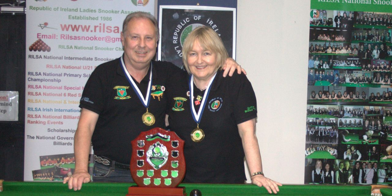 Griffith Club Carlow Win Leinster Snooker Federation League Title