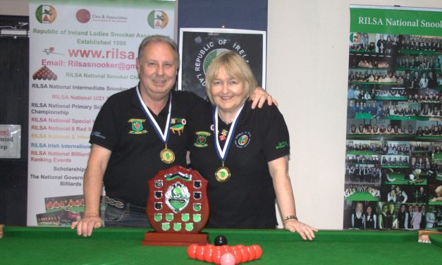 Leinster Snooker Federation Leagues 2018-2019 Season Commences