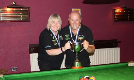 Griffith A Win Dublin Snooker Federation Cup 2018