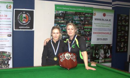 Megan Randle is Crowned RILSA National Intermediate Champion 2018 @ Sharkx
