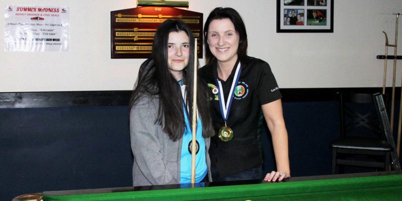 Valerie Maloney Wins Inaugural Intermediate Billiards Ranking 1 in Sharkx