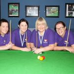 Women's Billiards Update & High Break Prize for the 2019 Season
