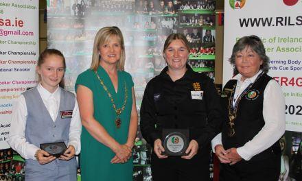 Irish Ladies International Open 2019 Preview