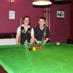 Aidan Pollitt wins Battle of Clontarf Plate Competition at Joey's Dublin