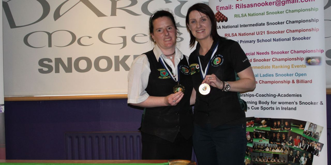 Christine Carr Takes RILSA Intermediate Ranking 1 in Spawell Dublin