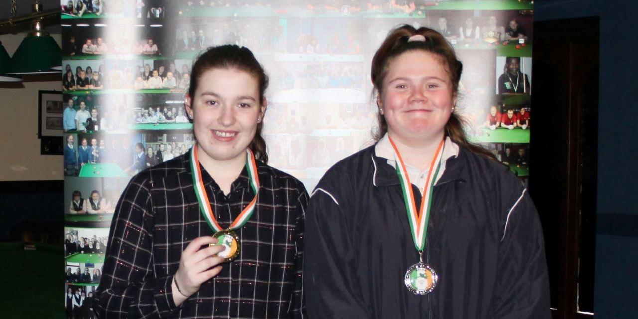 Rachel Bradley is RILSA Kildare County Champion for 2019