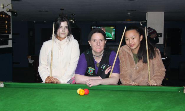 Snooker & Billiards Coaching at the RILSA Academy Sharkx Newbridge