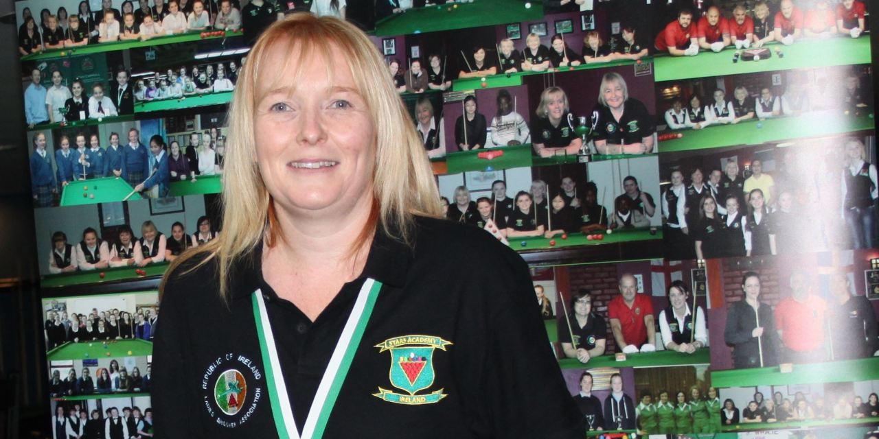 Louise Jordan Wins Kildare Ladies Open – RILSA Ranking 5 @ Sharkx Newbridge