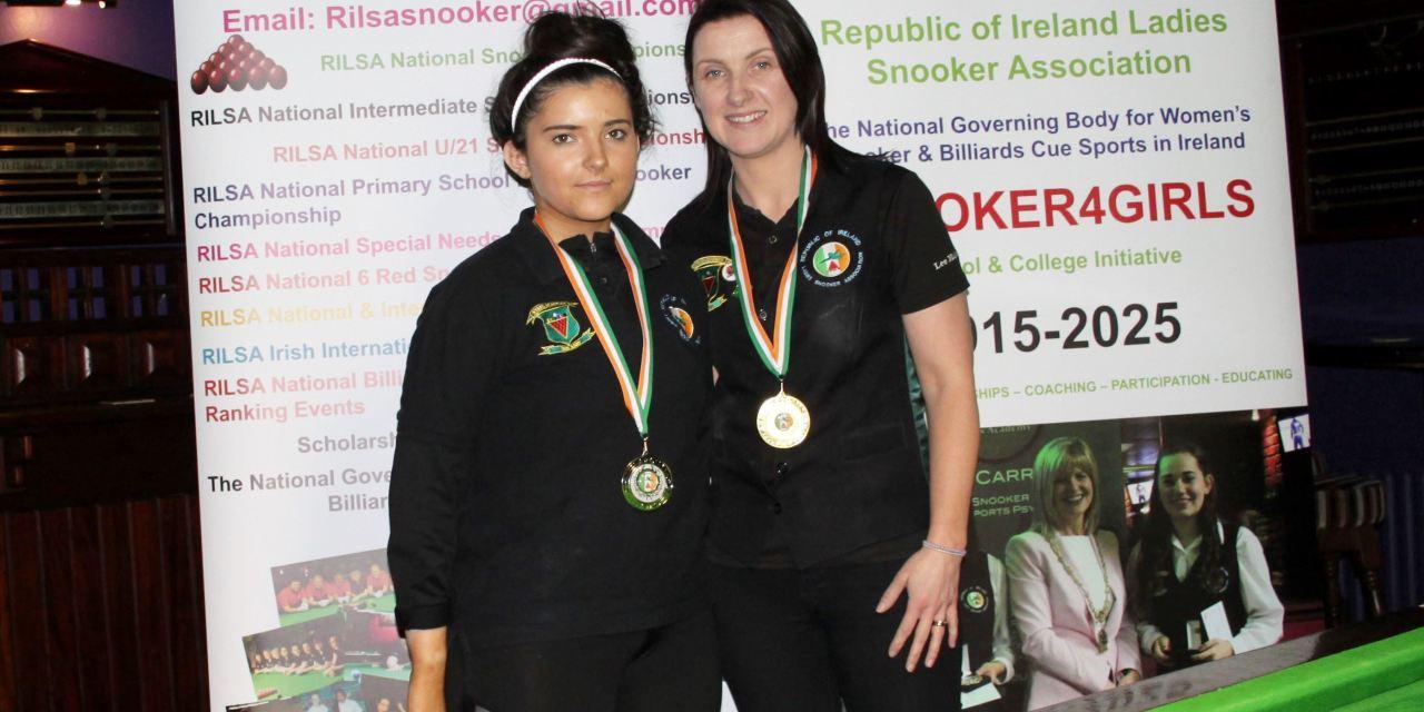 Valerie Maloney Wins Intermediate Ranking 6 @ Spawell Dublin