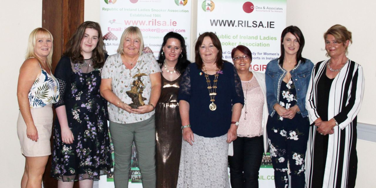 RILSA ANNUAL AWARDS @ THE BRIDGE HOUSE HOTEL TULLAMORE