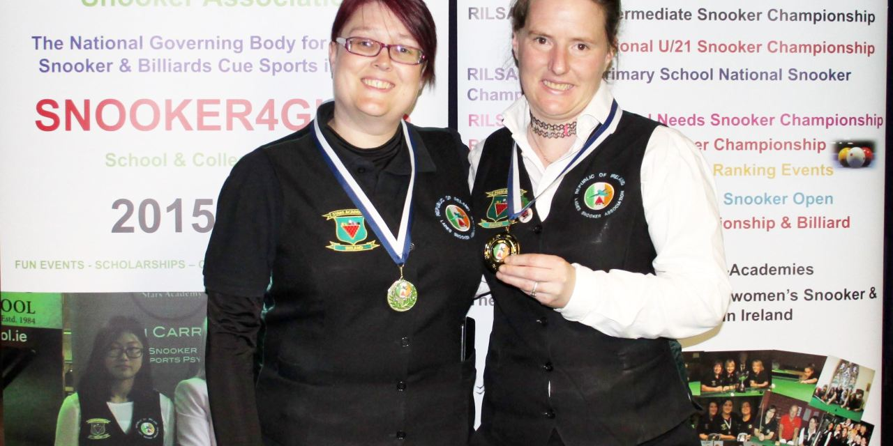 Christine Carr Wins Intermediate Plate Competition at D'Arcy McGees