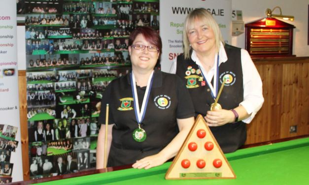 Annette Newman is RILSA National 6 Red Champion 2019
