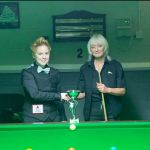 Chucky Preston Wins Northern Ireland Ladies Snooker Event at the 147 Club Antrim