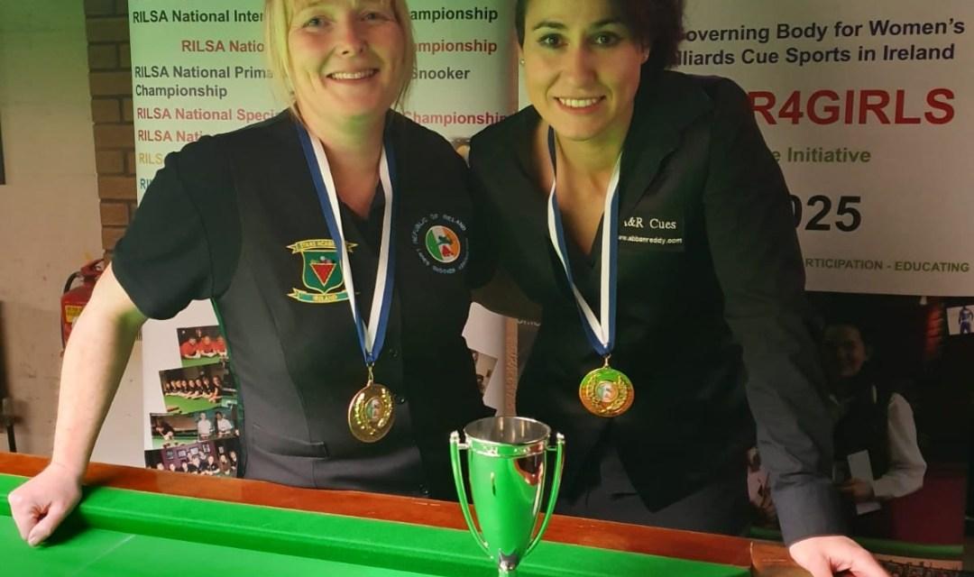 Paula Judge Wins RILSA Ladies Leinster Masters in Celbridge