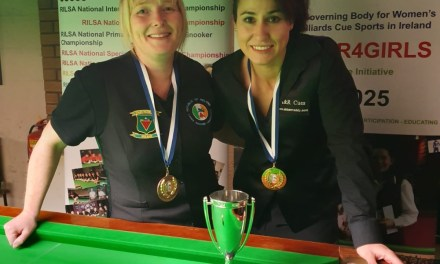 Paula Judge Wins RILSA Ladies Leinster Masters in Celbridge