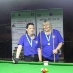 Annette Newman Wins Billiards Ranking 5 – The Leinster Open at Sharkx Newbridge