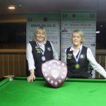 Sandra Bryan Retains her National Masters Snooker Title at the RILSA Academy Sharkx Newbridge