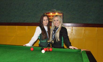 Megan Randle Wins RILSA National Intermediate Snooker Ranking 2 at Sharkx Newbridge