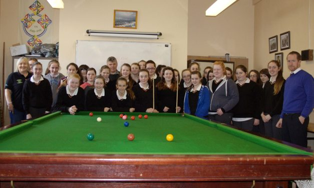 RILSA Schools Initiative Revisited – Pre Covid  Our Lady's Secondary School Belmullet