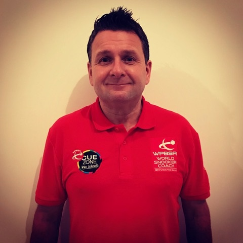 World Snooker Coach Fin Ruane Joins the Coaching Team at RILSA