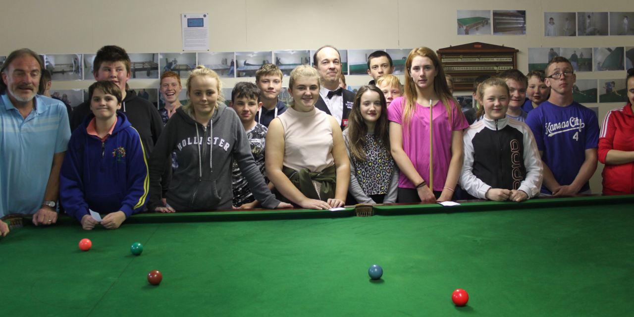 RILSA Schools Initiative Revisited – Pre Covid-19 – St Laserians Special School Carlow