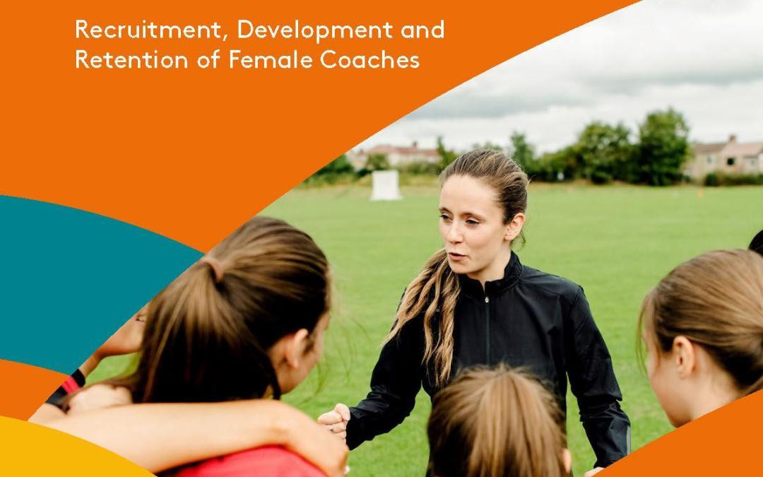 Women in Sport Coaching Toolkit – Nora Stapleton@Sport Ireland
