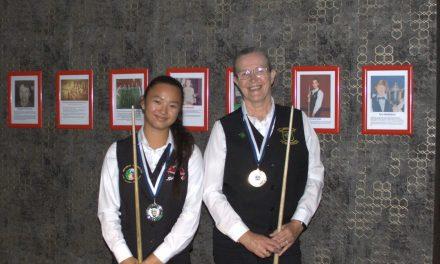 Stephanie Foley Wins Intermediate Ranking Event at the RILSA Academy Sharkx Newbridge
