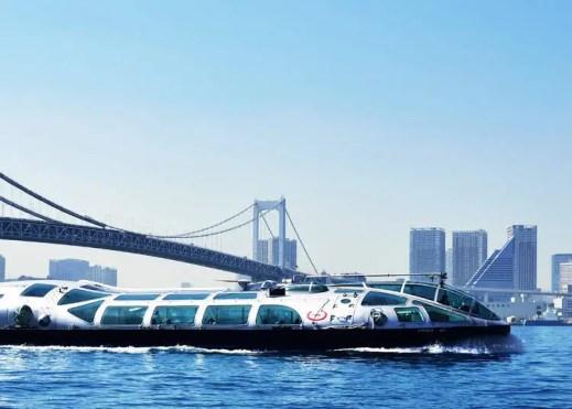 Resultado de imagem para sumida river cruise