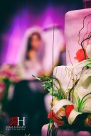 Wedding_Photographer_Dubai_UAE_Rima_Hassan_decoration_kosha_stage_dream_wedding_cake_bride