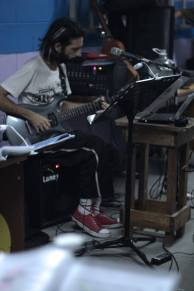 Jose: director musical de la musicalización
