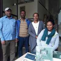 Au marché de Noël à Addis Abeba
