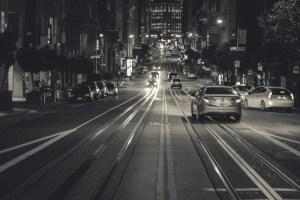 tamponamento veicoli in movimento