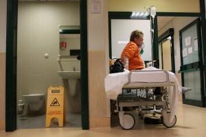 denunciare ospedale