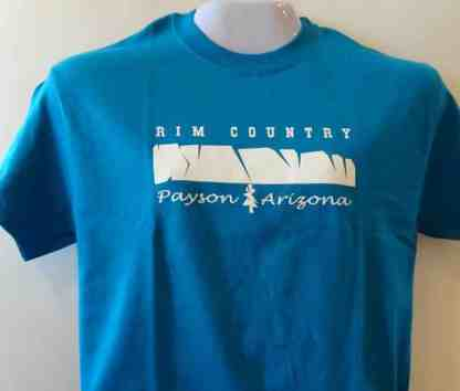 Payson Rim Country Short sleeved T-shirt