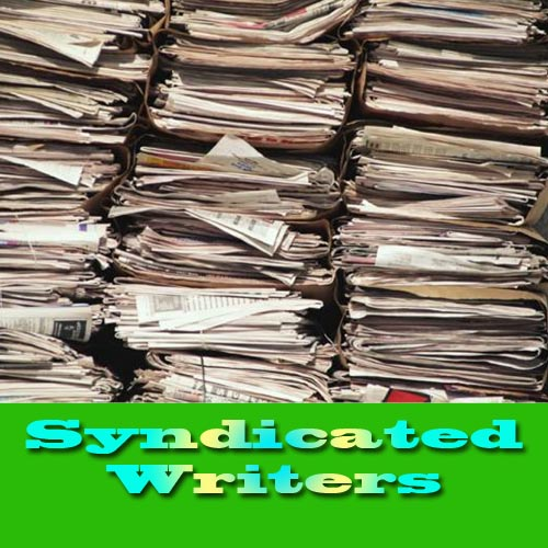 Syndicated Writers